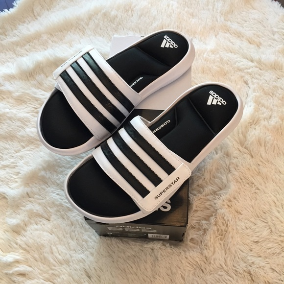 fc150e46de1f Adidas Other - Adidas Superstar 5G slides